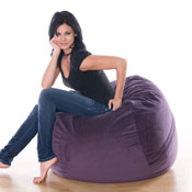 3 ft Jaxx Sac Foam Bean Bag