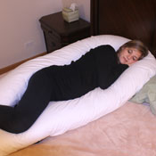 Comfort U Petite Body Pillow
