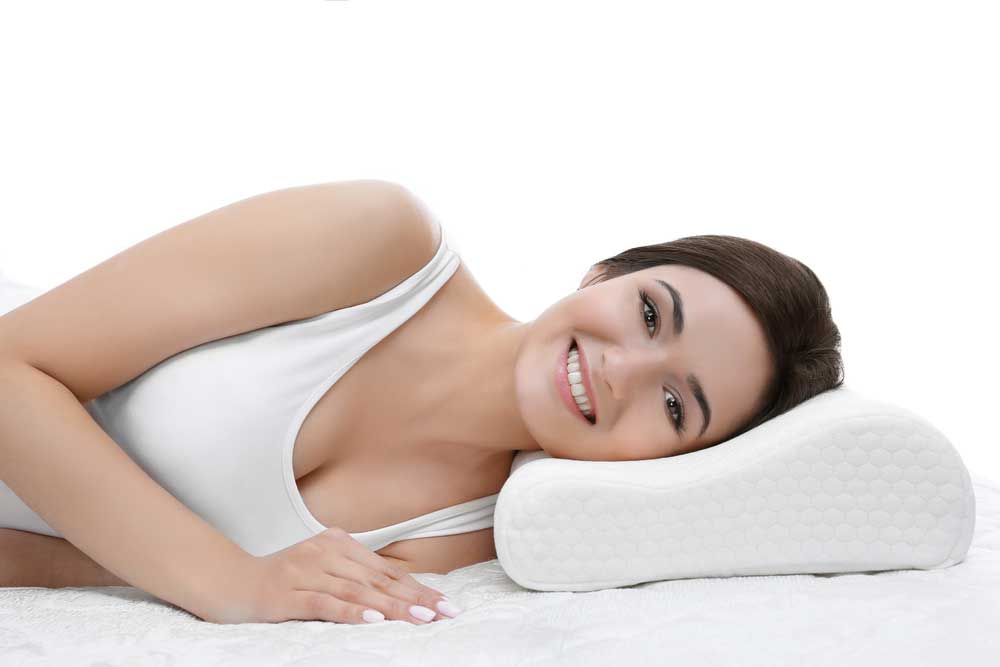 Top 3 best pillows for side sleepers reviews my pillow place for Best pillows for side sleepers reviews